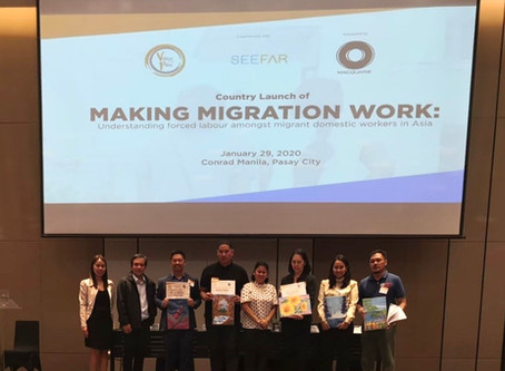 """Making Migration Work"" 2019 Report by Seefar"