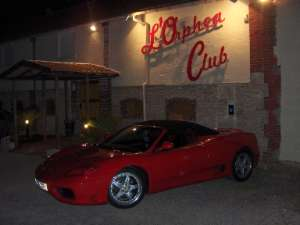 Parking, Entrée Club