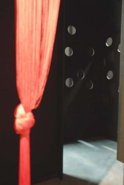 Labyrinthe à trous (Backroom)