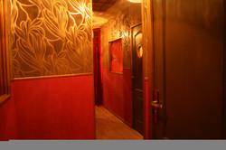 Couloir des coins câlin