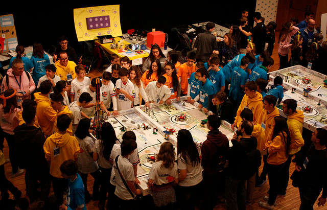 Pasos para inscribirse a FIRST LEGO League