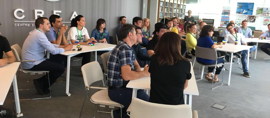 FIRST LEGO League crece un poco más: Reunión de Socios Organizadores