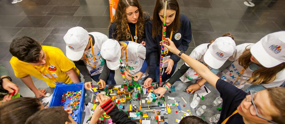 Cómo crear un equipo FIRST LEGO League