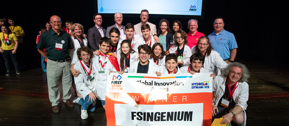 Experiencia equipo FSIngenium| Global Innovation Award