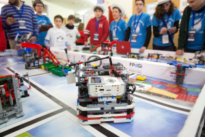UNA GRAN FINAL FIRST LEGO League LLENA DE EMOCIONES Y PREMIOS