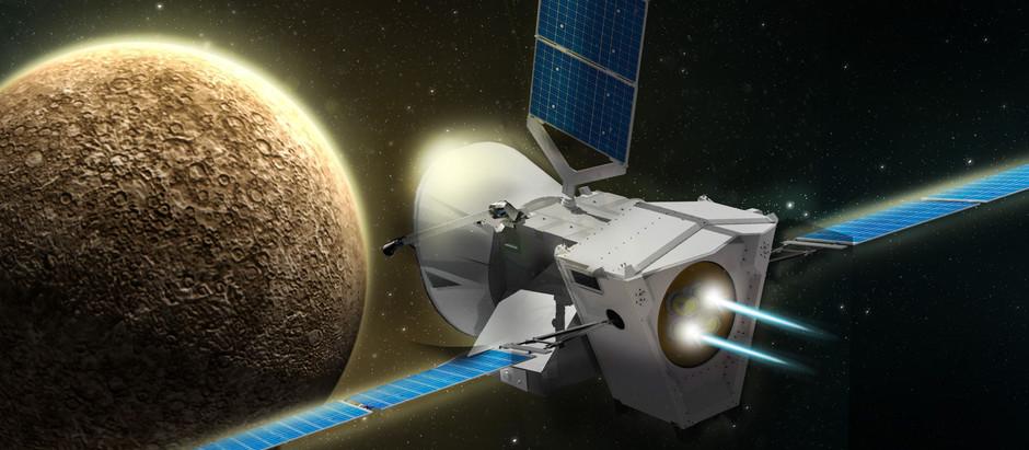 La misión espacial de Airbus, colaborador temático del Desafío INTO ORBIT