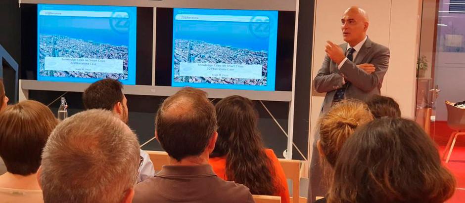 Josep M. Piqué, embajador del Desafío CITY SHAPER
