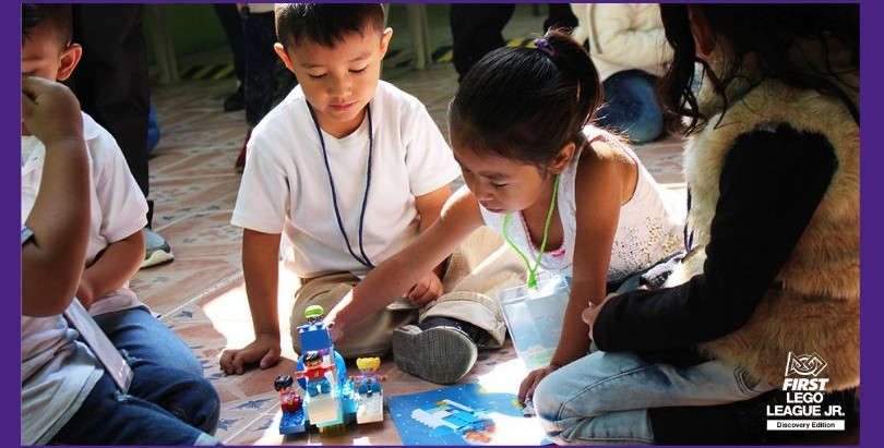 FIRST LEGO League Jr. Discovery, el nuevo programa para niños y niñas