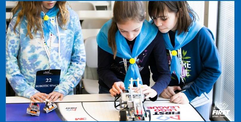 GIRLS FIRST: impulsando las STEM entre las chicas
