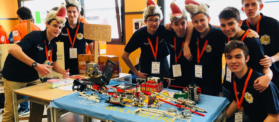FIRST LEGO League | Experiencia del Equipo FEDAC MIX Wolvineers