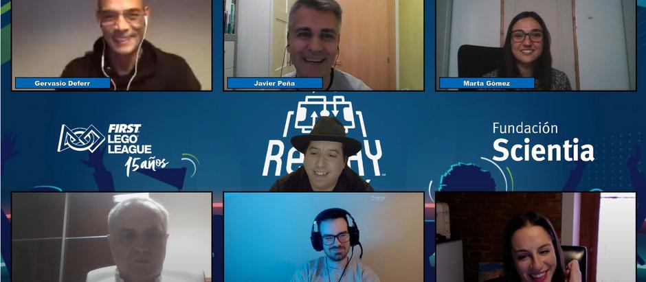 Panel de expertos en la temática del Desafío RePLAY