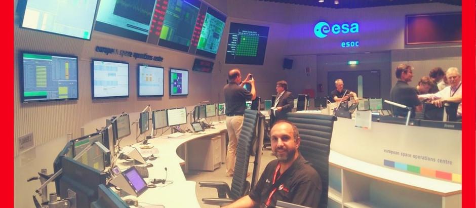 Explorando el Espacio con Lluís Gesa