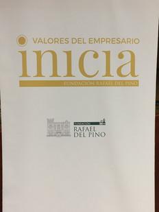 Empezamos la VII edición de Inicia en el Mirabal International School