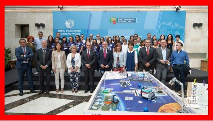 FIRST LEGO League Euskadi celebra su décimo aniversario