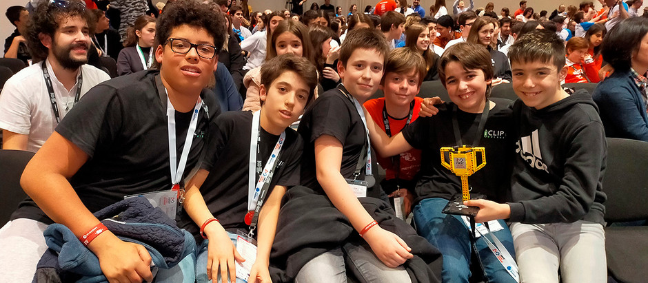 La vivencia de un equipo FIRST LEGO League