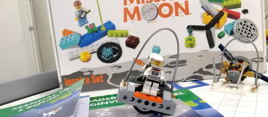 Apuntaos a explorar los desafíos de la Luna con MISSION MOON