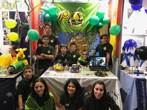 Equipo Legotronic Beavers en el Open European Championship | FIRST LEGO League