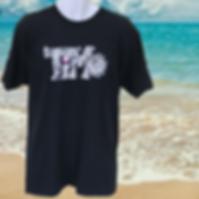TiMo Black T-shirt, TiMo clothes, TiMo clothing, TiMo apparel