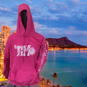 TiMo Pink Hoodie, TiMo clothes, TiMo clothing, TiMo apparel