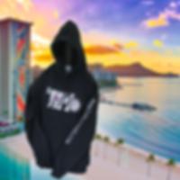 TiMo Black Hoodie, TiMo clothes,TiMo clothing, TiMo apparel