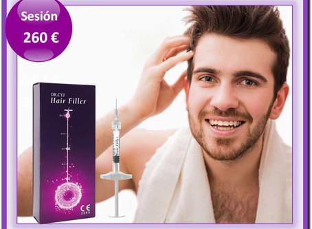 Frena la caida del cabello