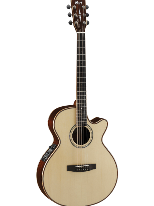 Cort AS S4 With HardCase