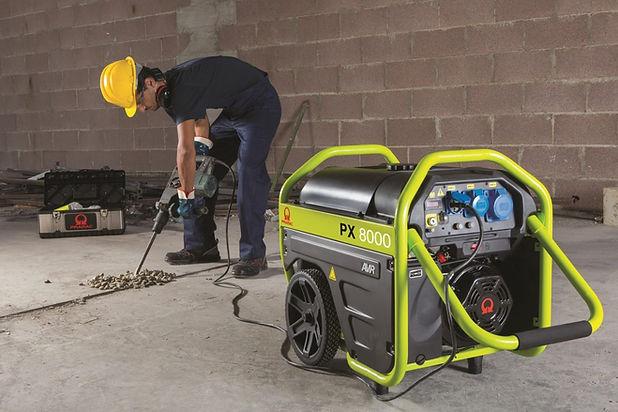 Pramac-PX-8000-Petrol-Generator-Lifestyl