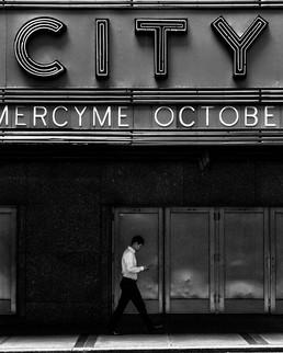 New York City, minimized