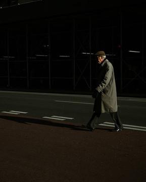 Following My Shadow
