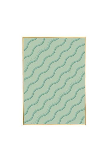 Bellisima  Art Print - Oceano