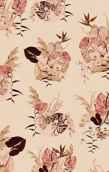 Mazzo in Rosa - Wallpaper
