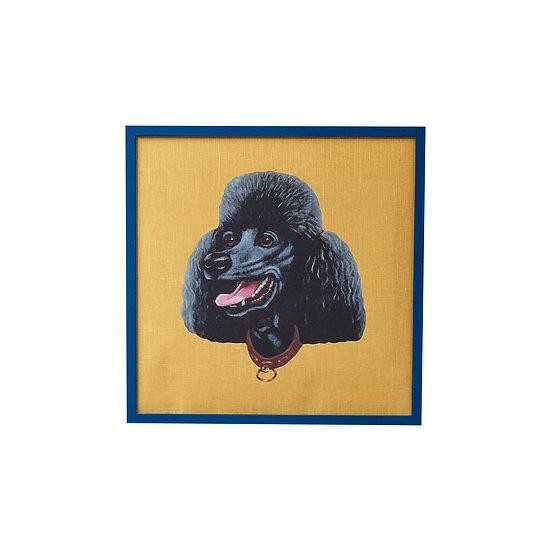 Poodle Parlour Art Print - Hockley