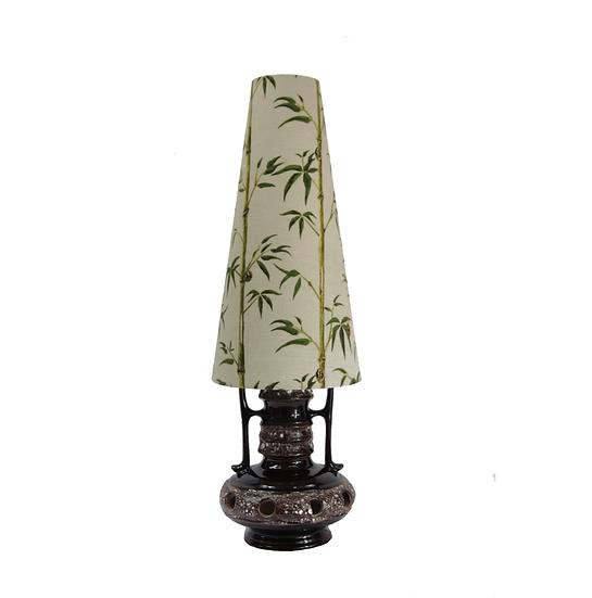 Linen Cone Lampshade - Medium
