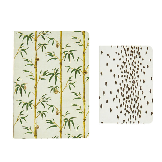 Luxury Notebooks - Money Tree x Tottenham Dalmatian