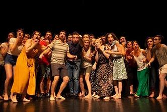 Teatro. Lezioni di prova gratuite Corsi 2019/20