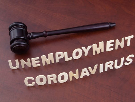 Are you laid off due to Coronavirus crisis? File for unemployment TODAY!