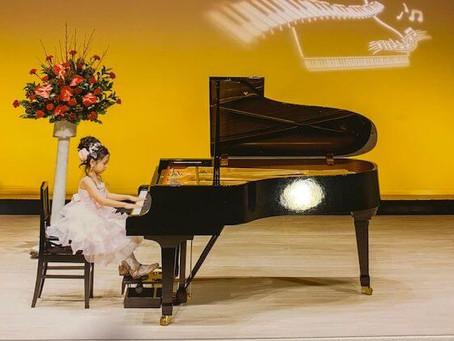 「ピアノ発表会を行う理由、意義とは?」