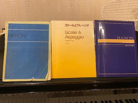 「ハノンピアノ教本♪」3社比較!効果的な練習方法