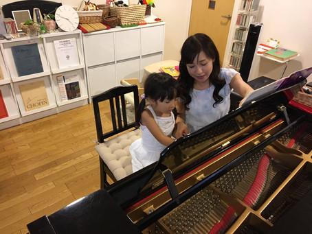 「ピアノって何歳から始めるのがいいの?」その2
