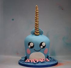 Narwhale CAKE