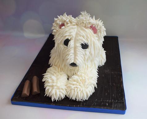 CUTIE THE 3D DOG CAKE (6).JPG
