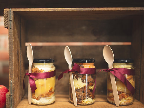 Flux Cakepacitor Jars