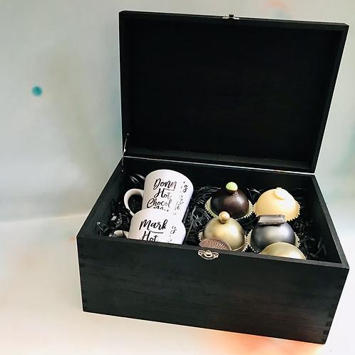 Hot Chocolate Bomb Selection Gift Box