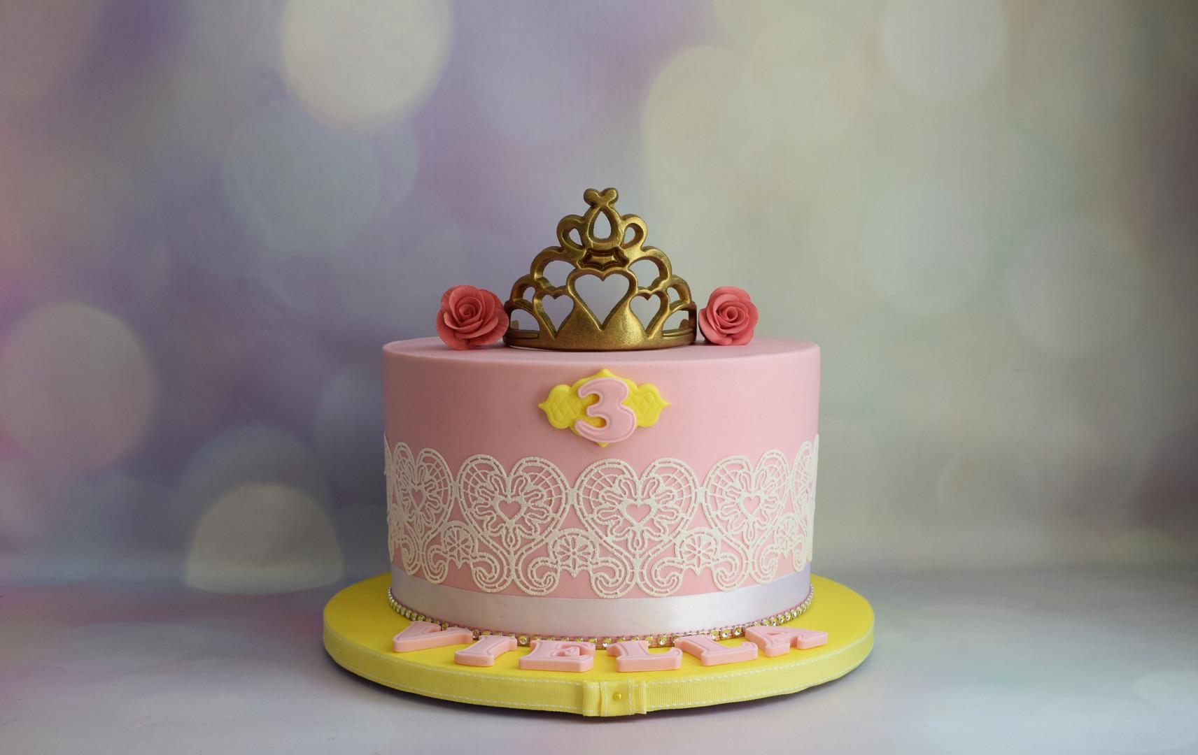 Princess Crown Cake (12).JPG