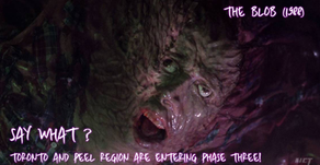 Say What? - The Blob (1988)