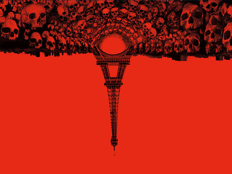 REVIEW - AS ABOVE, SO BELOW (2014)