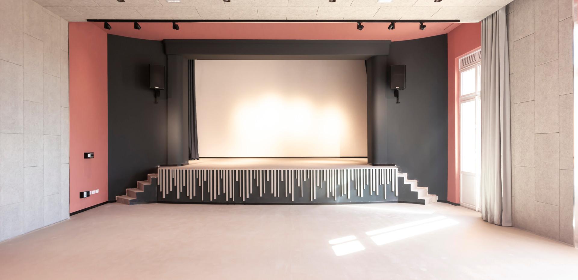 salle de spectacles