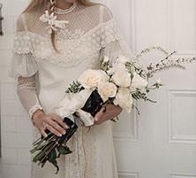 Bridal bouquet by L'Atelier D'Ambiance