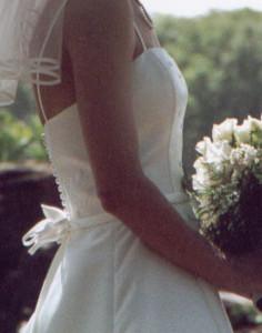 Bridal boquet by L'Atelier D'Ambiance