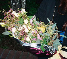 Award flower boquet by L'Atelier D'Ambiance